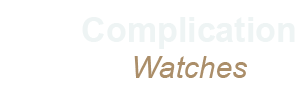 Complication Watches